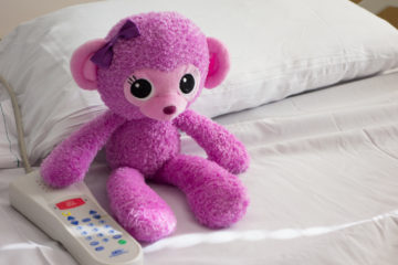Purple monkey hospital