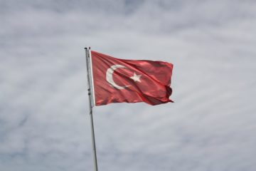 Turkish Flag turkse vlag